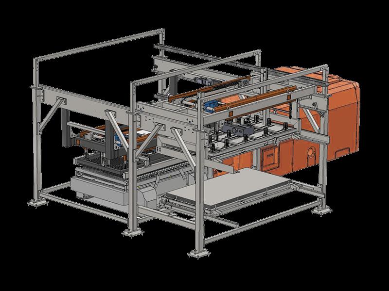 Nukon Expert Lift Compact - Loading Unloading System