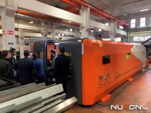 Клиенти се уверяват в качеството на НУКОН технологиите за лазерно рязане
