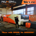 "Successful installation of 6-meter fiber laser ""Vento"""